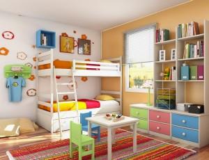 Astuce déco chambre enfant et conseils pour ranger les jouets