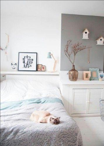 O faire dormir son chat espace chat appartement - Comment fabriquer un lit pour chat ...