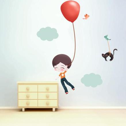 sticker-ballon