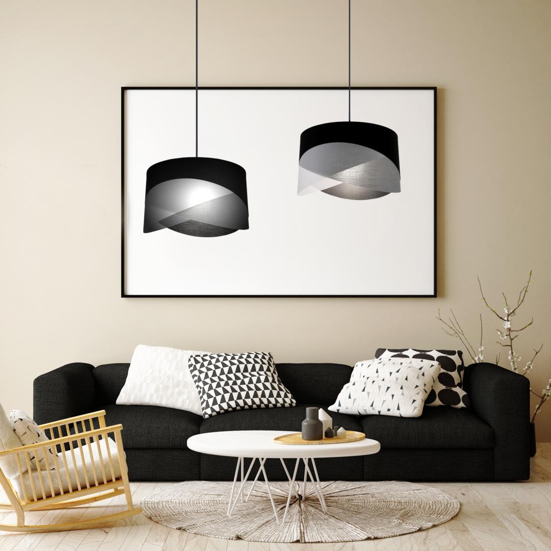choisir l 39 abat jour en tissu pour les luminaires de sa chambre. Black Bedroom Furniture Sets. Home Design Ideas