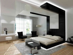 Une belle maison, une belle décoration - Chambre Deco