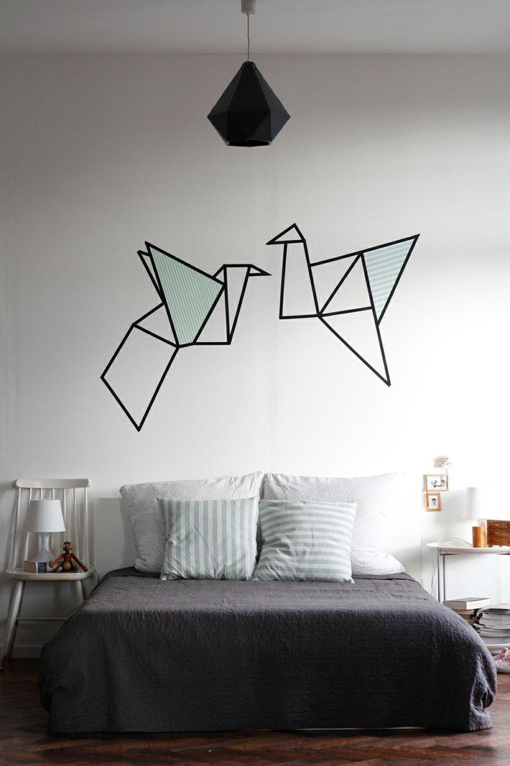 chambre moderne